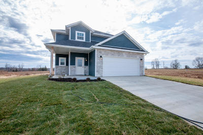 Columbia Single Family Home For Sale: 712 ARMITAGE Dr
