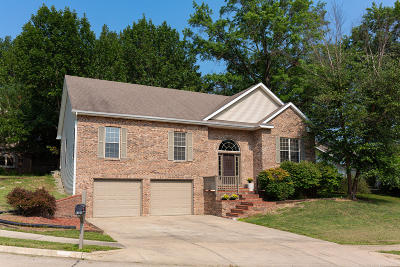 Columbia Single Family Home For Sale: 4101 WESTON Dr