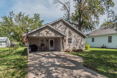 Moberly Single Family Home For Sale: 419 CHANDLER St