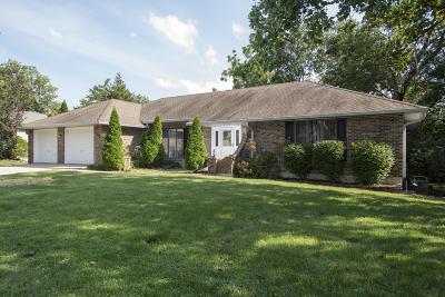 Columbia Single Family Home For Sale: 1500 SUBELLA Dr