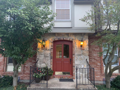 Columbia Condo/Townhouse For Sale: 2710 ROLLINS Rd #B7