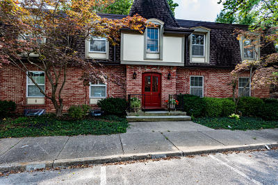Columbia Condo/Townhouse For Sale: 804 S FAIRVIEW Rd #B7