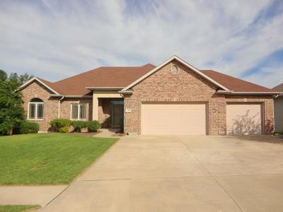 Columbia Single Family Home For Sale: 4801 THORNBROOK RIDGE