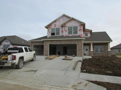 Columbia Single Family Home For Sale: LOT 402 GOLDENWOOD Dr