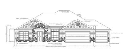 Columbia Single Family Home For Sale: 14835 LARRY Ln