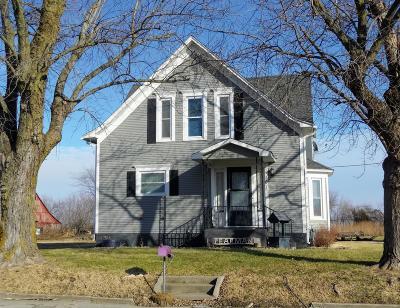 Cairo Single Family Home For Sale: 107 N LANDRUM St