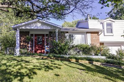 Columbia Single Family Home For Sale: 2108 S EL DORADO Dr