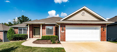Columbia Single Family Home For Sale: 1609 TIDE WATER Dr