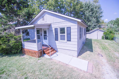 Columbia Single Family Home For Sale: 405 W ASH St