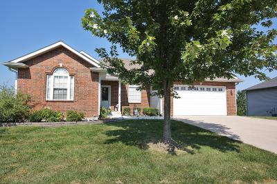 Columbia Single Family Home For Sale: 3413 SNOW LEOPARD Dr