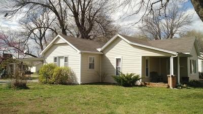Lamar Single Family Home For Sale: 1307 Walnut