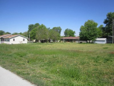 Lamar Residential Lots & Land For Sale: 1306 E 17th