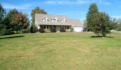 Vernon County Single Family Home For Sale: 16301 S 1378 Rd