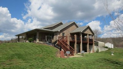 St. Clair County Single Family Home For Sale: 8070 SE 1100 Rd