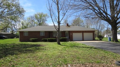 Greenfield Single Family Home For Sale: 507 Garfield