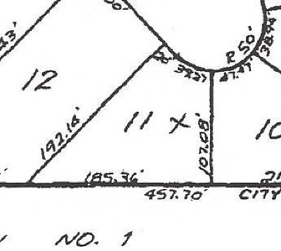 Nevada Residential Lots & Land For Sale: Lot 11 Hillcrest Dr.