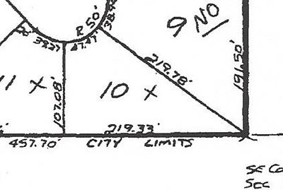Nevada Residential Lots & Land For Sale: Lot 10 Hillcrest Drive