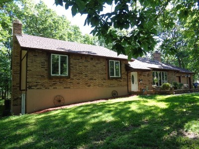 Vernon County Single Family Home For Sale: 14749 E Redcoat Rd
