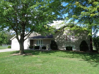 Vernon County Single Family Home For Sale: 18878 S 1488 Rd