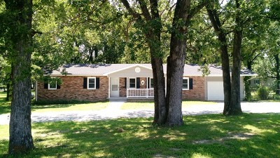 Lamar Single Family Home For Sale: 132 SE 2nd Lane