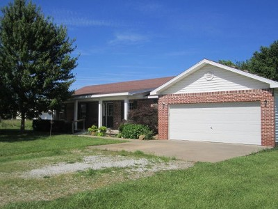 Lamar Single Family Home For Sale: 86 SW 5th Ln