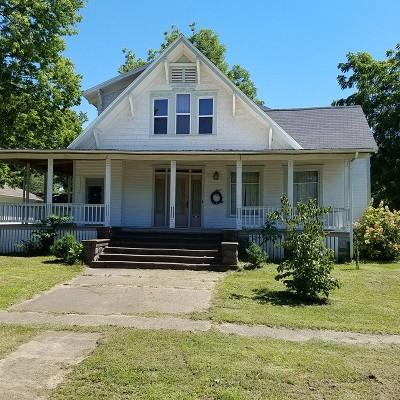 Bates County Single Family Home For Sale: 217 E Walnut