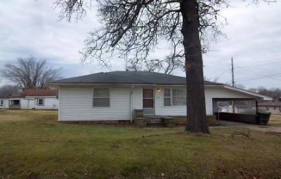 El Dorado Springs MO Single Family Home For Sale: $39,900
