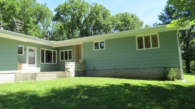 Greenfield Single Family Home For Sale: 619 H Highway