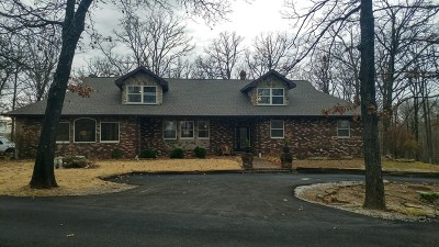 Single Family Home For Sale: 3930 E 320 Rd.