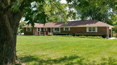 Single Family Home For Sale: 3295 S Highway 32