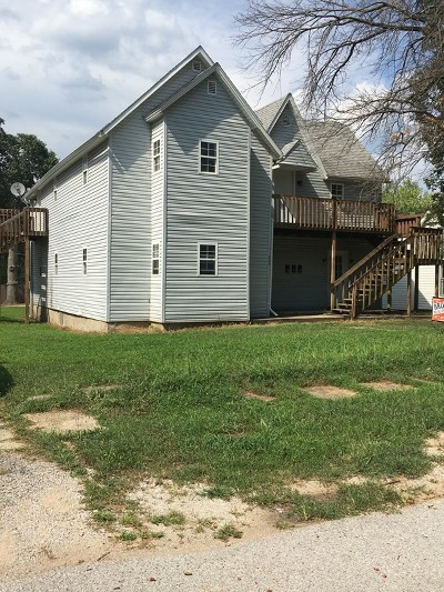 El Dorado Springs MO Multi Family Home For Sale: $56,000