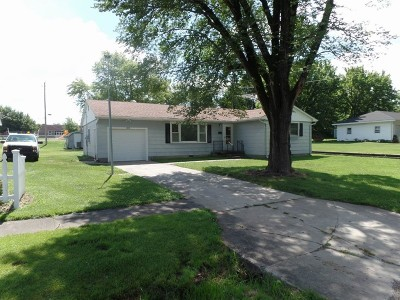 Cedar County Single Family Home For Sale: 1013 S Kirkpatrick