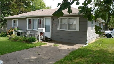 Cedar County Single Family Home For Sale: 314 W Hightower