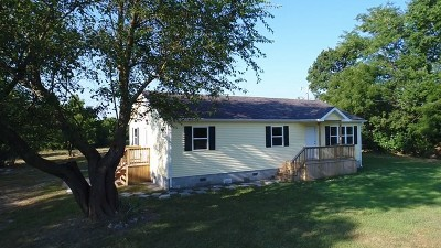 Cedar County Single Family Home For Sale: 20260 E 752 Rd