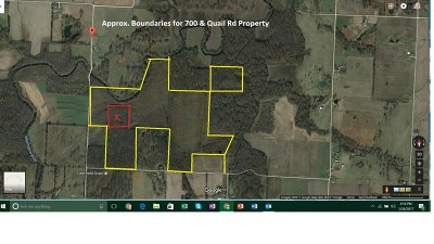 Vernon County Residential Lots & Land For Sale: E Quail Rd