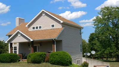 Milo MO Single Family Home For Sale: $199,500 Price Reduced!