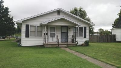 Lamar Multi Family Home For Sale: 1002/1002a Truman