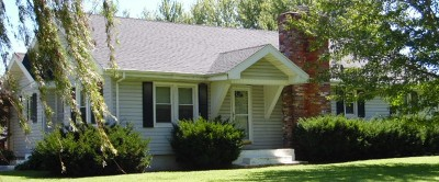 Vernon County Single Family Home For Sale: 23629 S 1832
