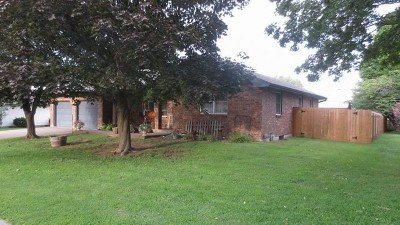 El Dorado Springs MO Single Family Home For Sale: $129,500