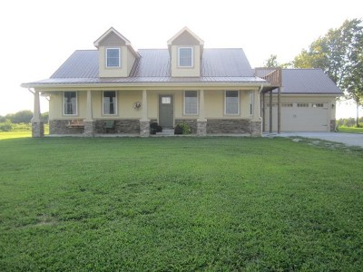 Vernon County Single Family Home For Sale: 29990 S 2725 Rd