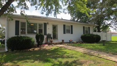 El Dorado Springs MO Single Family Home For Sale: $79,500