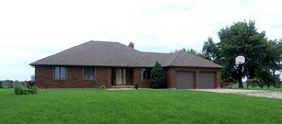 Vernon County Single Family Home For Sale: 26039 E Chouteau Road