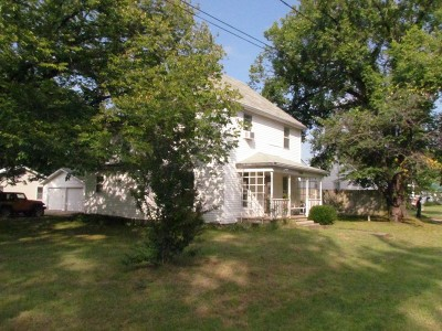 Nevada Single Family Home For Sale: 309 E Locust