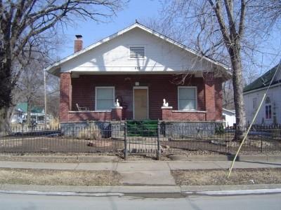 Nevada Single Family Home For Sale: 622 N Washington