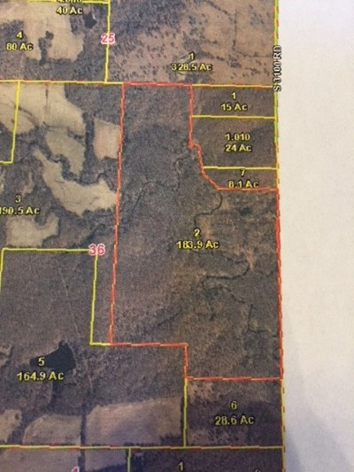 Vernon County Residential Lots & Land For Sale: Xxxx S 3100 Rd
