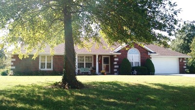 Lamar Single Family Home For Sale: 209 SE 15th Road