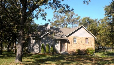 Vernon County Single Family Home For Sale: 18984 S 1488 Rd.