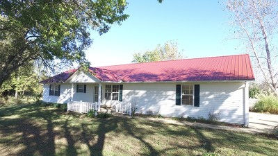 Vernon County Single Family Home For Sale: 18101 S 200 Rd