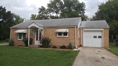 Nevada MO Single Family Home For Sale: $45,900