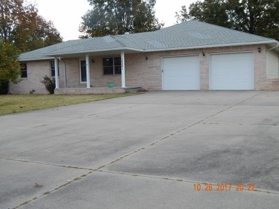 Vernon County Single Family Home For Sale: 16261 S 1375 Rd